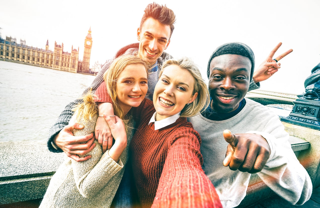International Students in London: Preparing For and Getting Through Your First Year Image